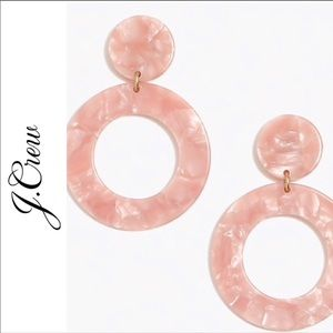 JCrew hoop earrings